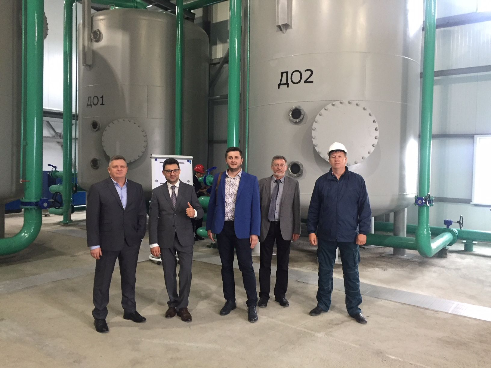 The Mirrico Groups DIKLAR technology will be used for water treatment at Kostromskaya mine of MMK-Ugol' company
