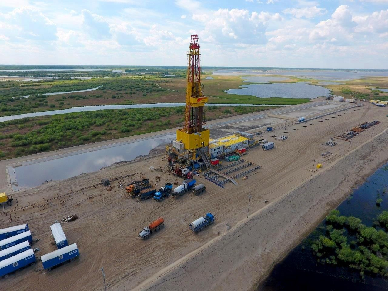 Mirrico group contributed to the record results in daily drilling progress of RN-Yuganskneftegaz LLC