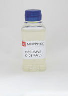 Coagulants for water purification of DECLEAVE-M™ series, grades C-01 and c-01 ra (L)